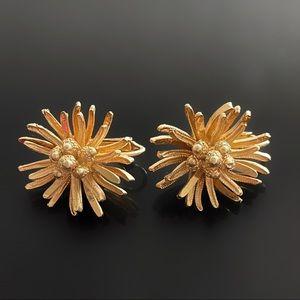✨VTG Signed Coro 1930s Stud Earrings